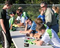 2733 VISC-Seattle Sounders autographs 082310