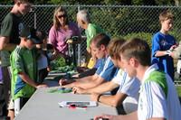 2740 VISC-Seattle Sounders autographs 082310