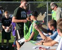 2743 VISC-Seattle Sounders autographs 082310