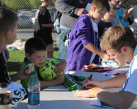 2764 VISC-Seattle Sounders autographs 082310