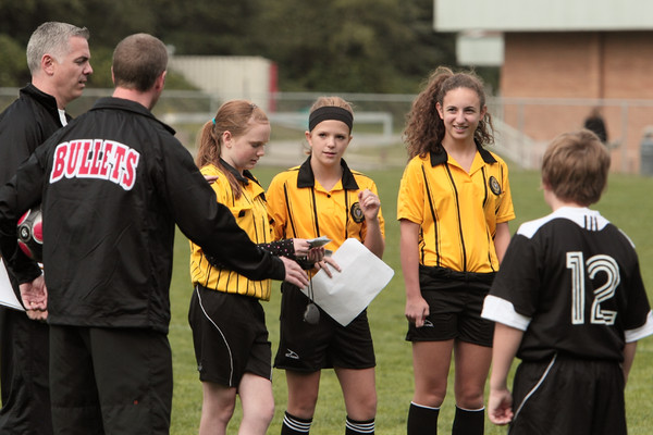2367 your Officials for todays match